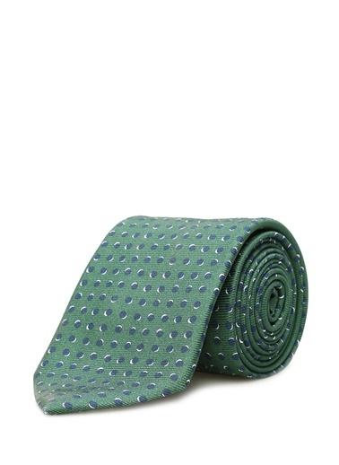 Gierre Milano Kravat Yeşil